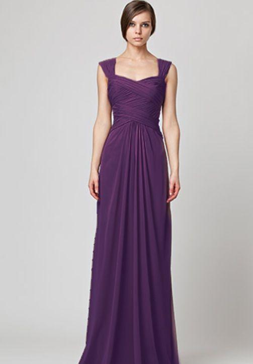 Purple bridesmaid dress...so Gorgeous!!!!!!!!!!!!!!! Love!