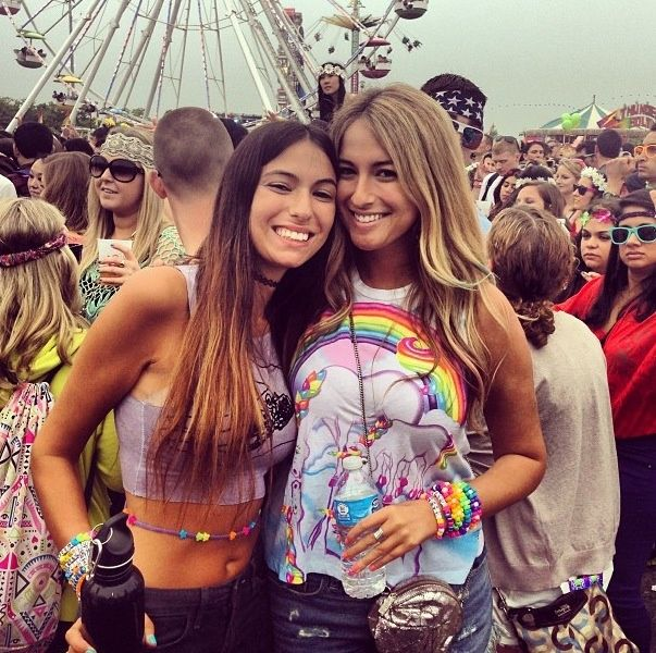 what to wear to edc festival