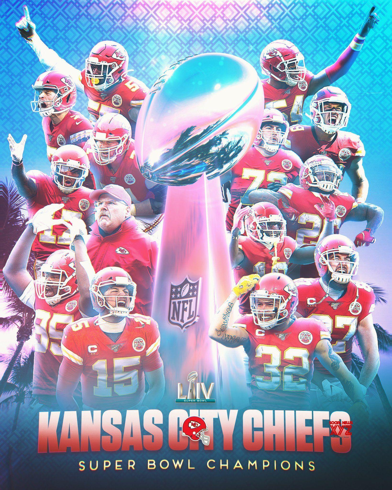 Socialnews Xyz On In 2020 Kansas City Chiefs Logo Chiefs Super Bowl Kansas City Chiefs
