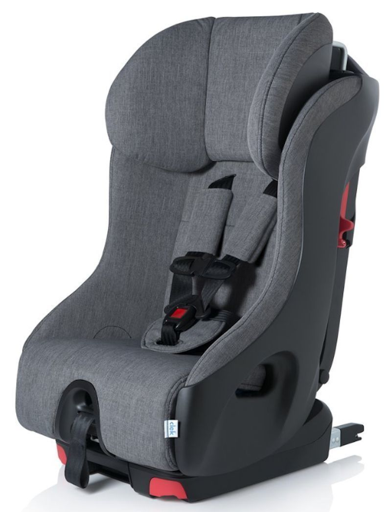 Clek Foonf Child Saftety Convertible Car Seat Thunder NEW ...