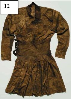 Surviving Mongolian Silk Deel Turn Of The 13th And 14th Centuries Including A Detail Processing And Pattern Fa Historical Clothing Mongolian Clothing Clothes