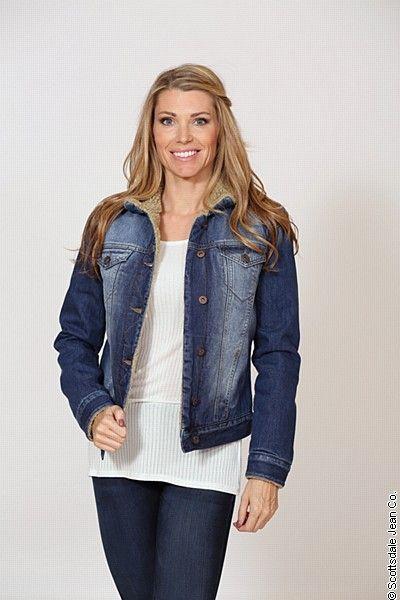 Mavi Kaira Jacket $138.00 #sjc #scottsdalejeanco #fallfahion #winterfashion #mavi #mavijeans #mavidenimjacket #denimjacket