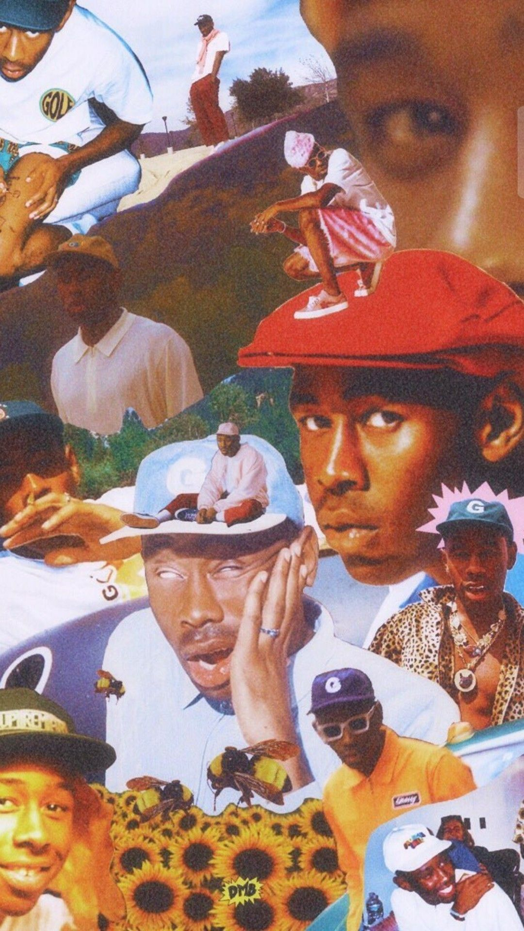 Iceh0tel Tyler The Creator Wallpaper Iphone Wallpaper Vintage Wallpaper Iphone Disney