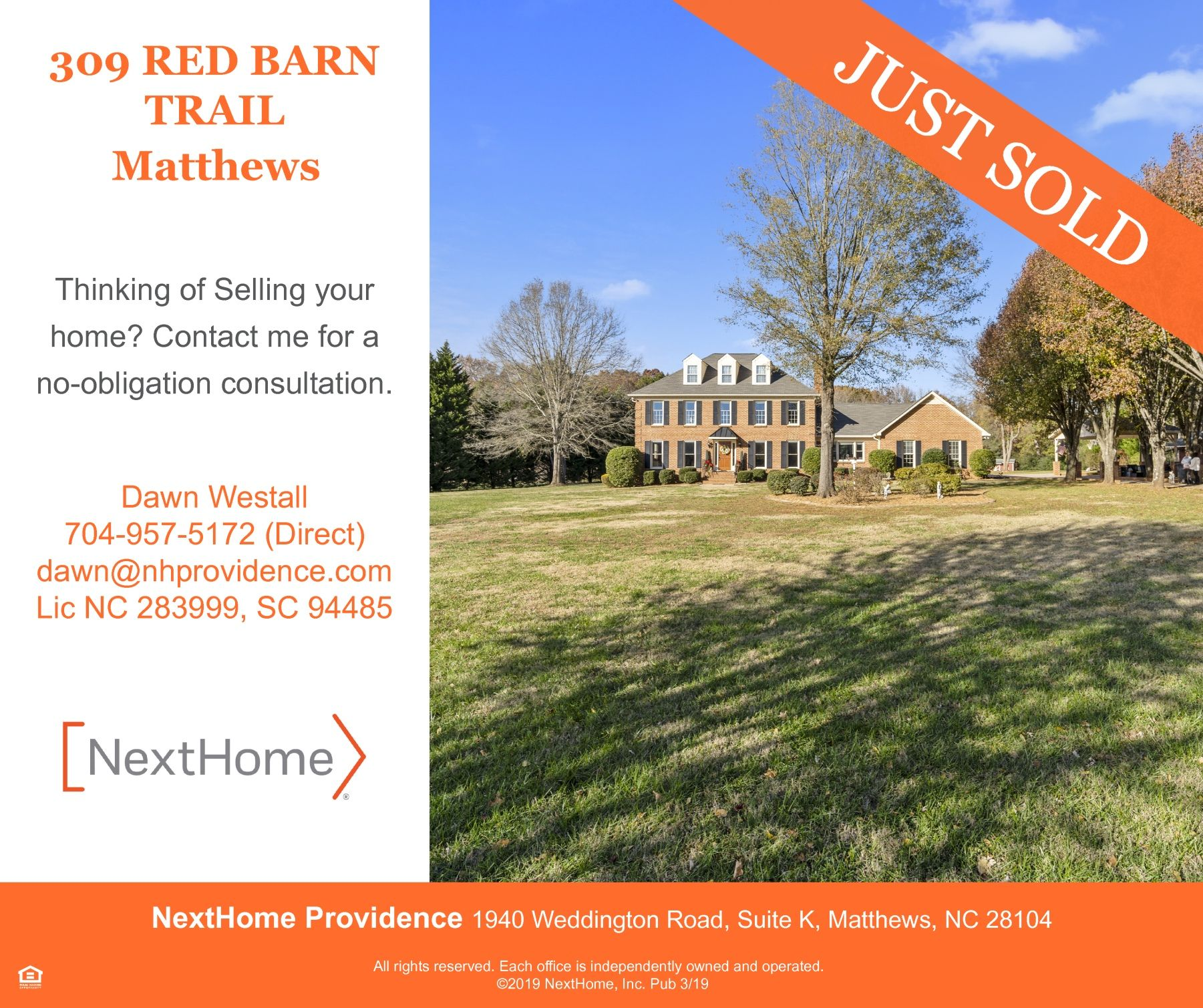 Red Barn Just Sold Red Barn Barn Real Estate