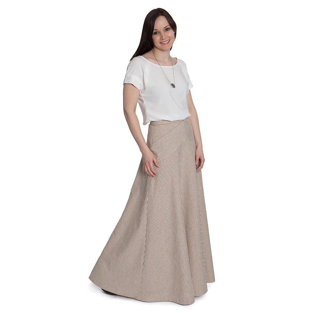 Gabriola skirt pdf pattern skirt patterns sewing sewing patterns
