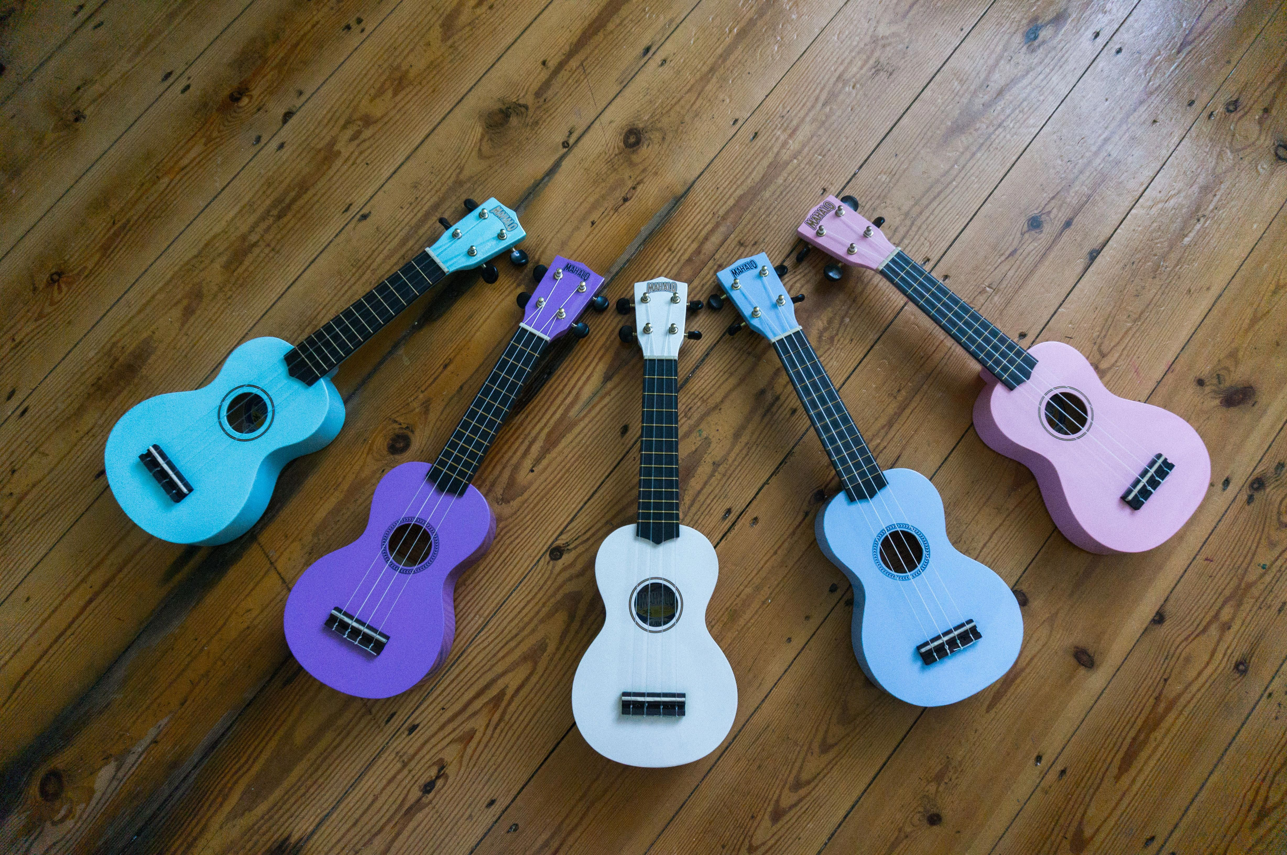 ONLINE UKULELE COURSE: Learn ukulele for a very affordable ...