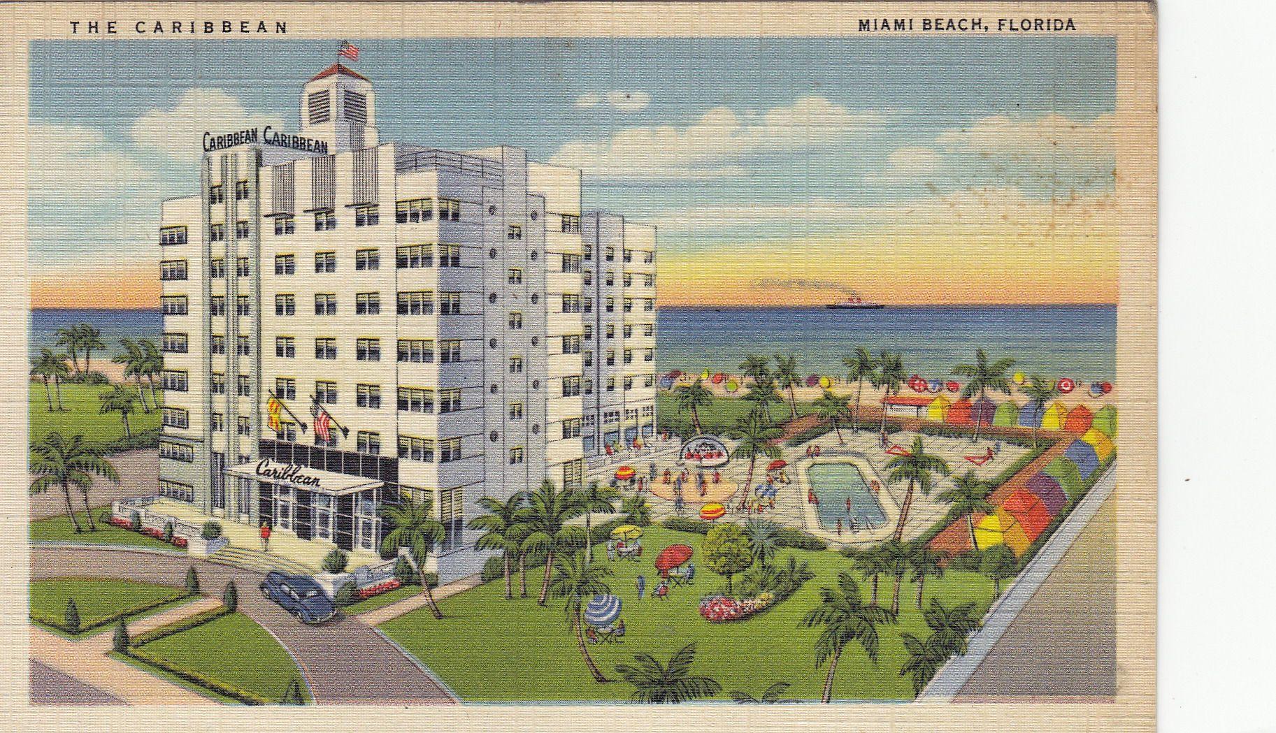 Caribbean Hotel Miami Beach Fl