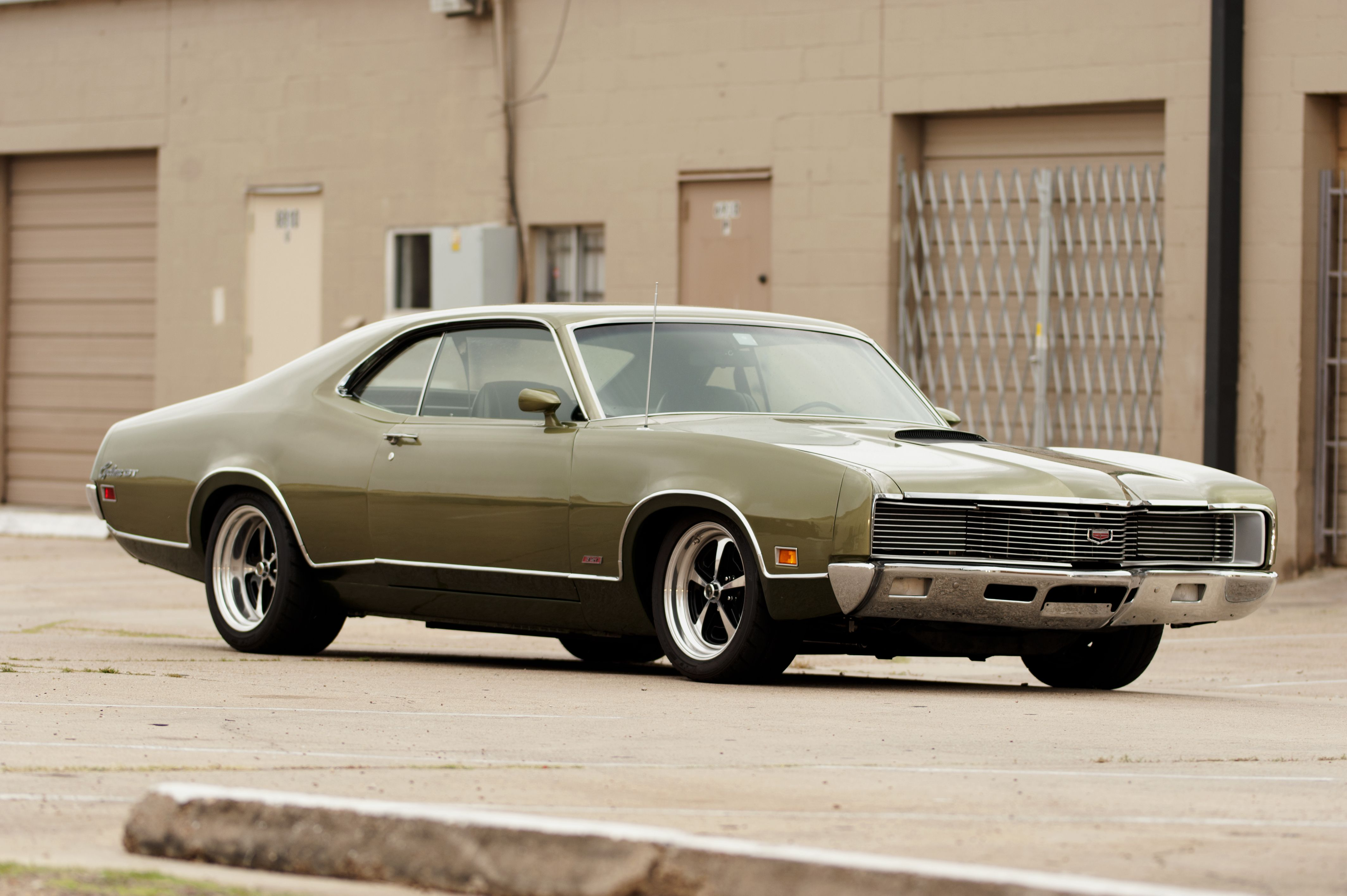 1972 mercury montego n code 429 restomod motorcycle custom - 1970 Montego W Cyclone Grille And Roush 472 Stroker