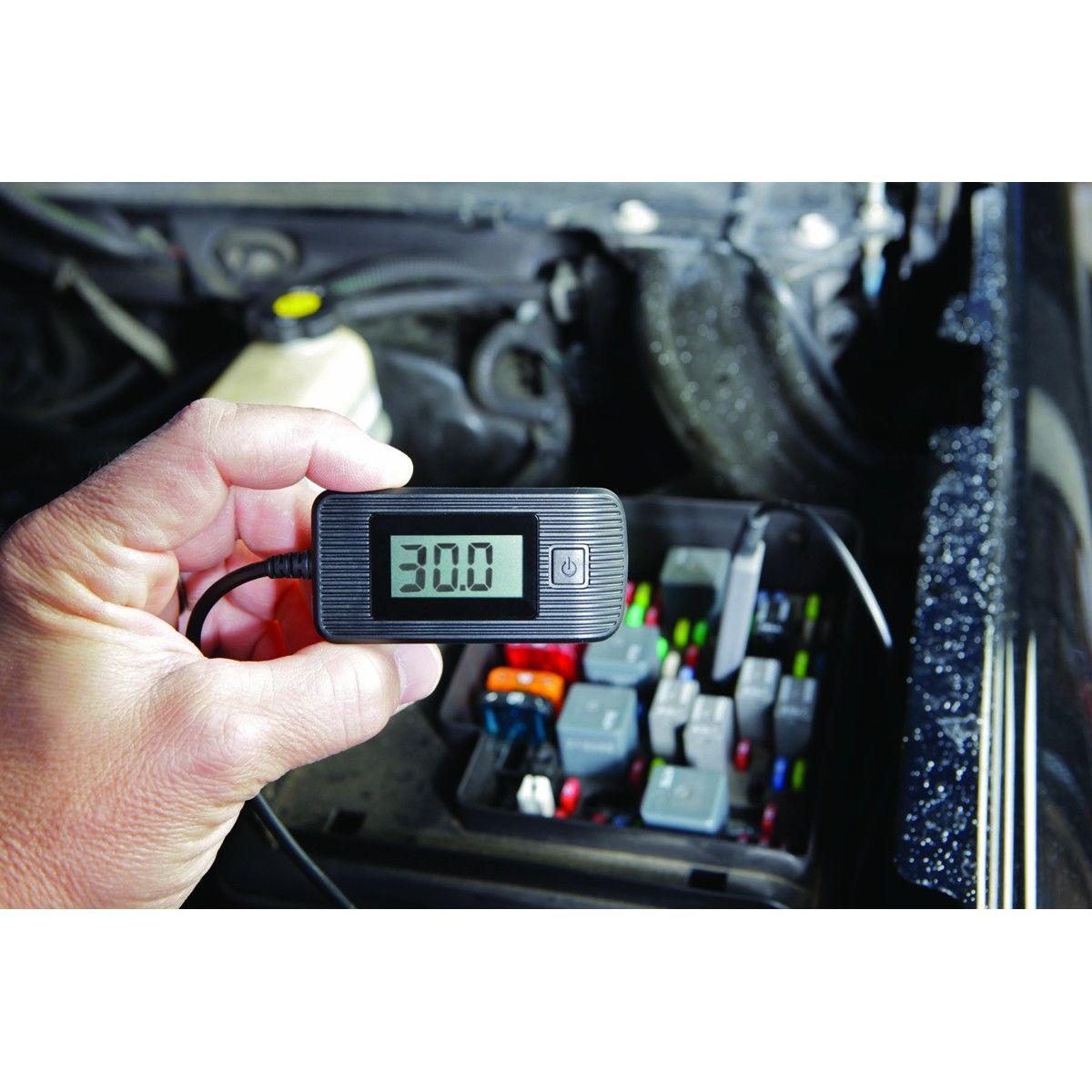 Centech 67724 30 amp automotive fuse circuit tester