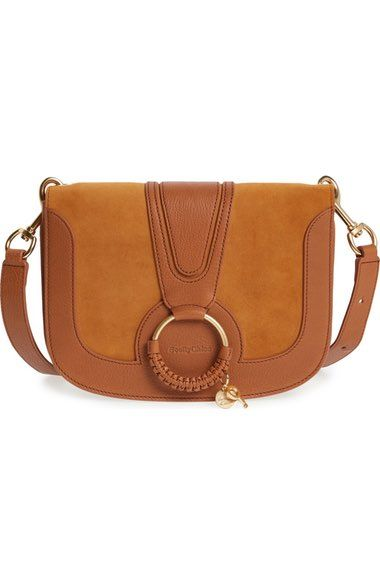 See By Chloé Medium Hana Leather Crossbody Bag Available At Nordstrom