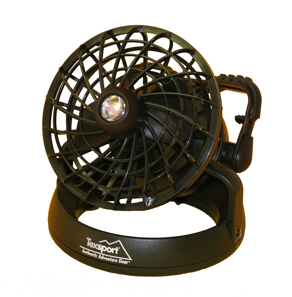 Battery Operated Fan Light Combo