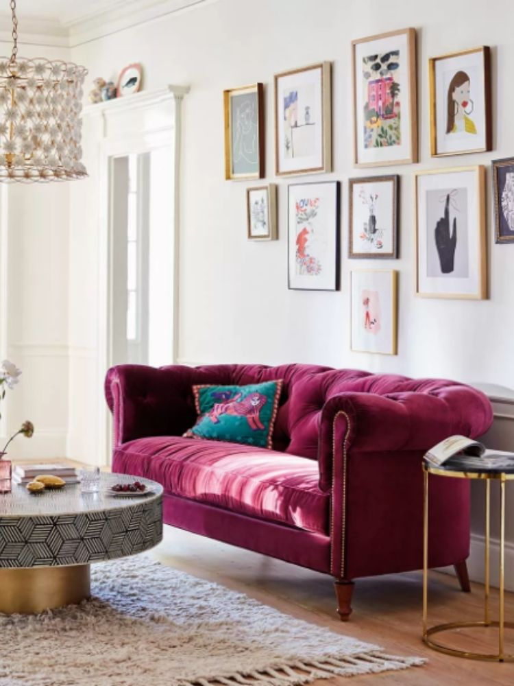 Glam Interior Design Style Quiz Arie Co Anthropologie