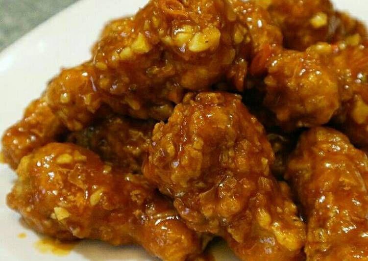 Resep Ayam Pedas Manis Oleh Susan Mellyani Resep Resep Resep Ayam Ayam