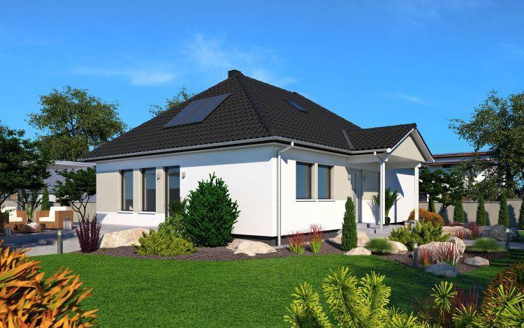 Ausbauhaus SH 95 B plus 40 Planen und bauen, Haus