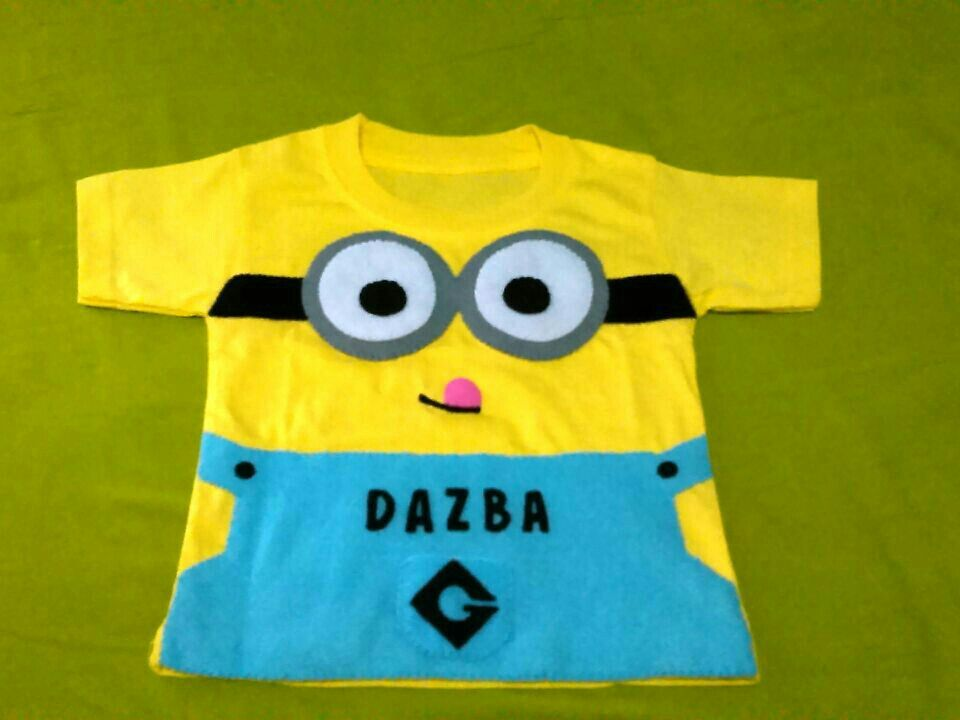 Minion with name