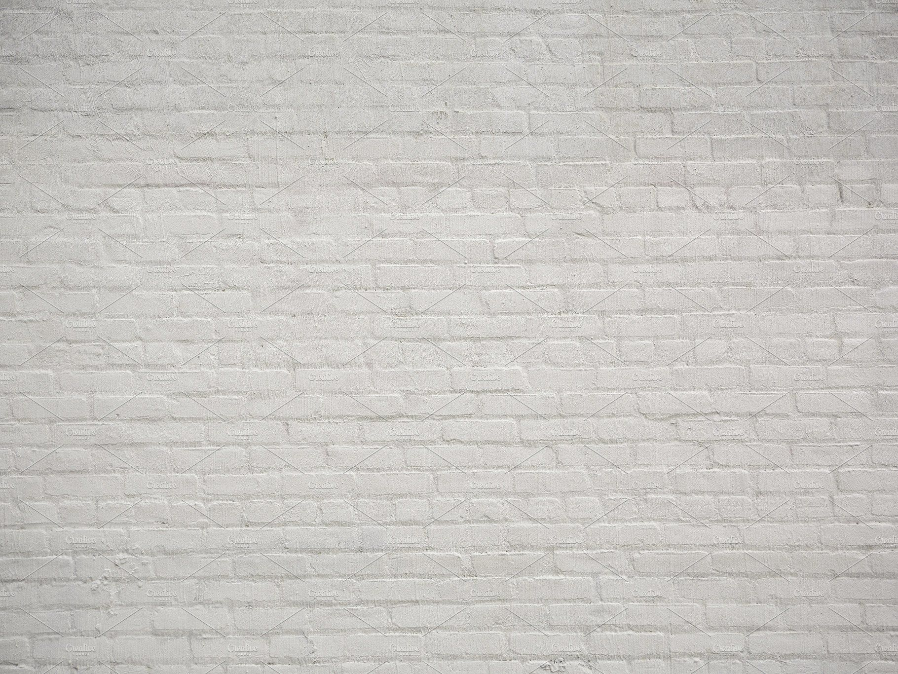 White Brick Wall Pattern Background Wall Patterns Brick Wall White Brick