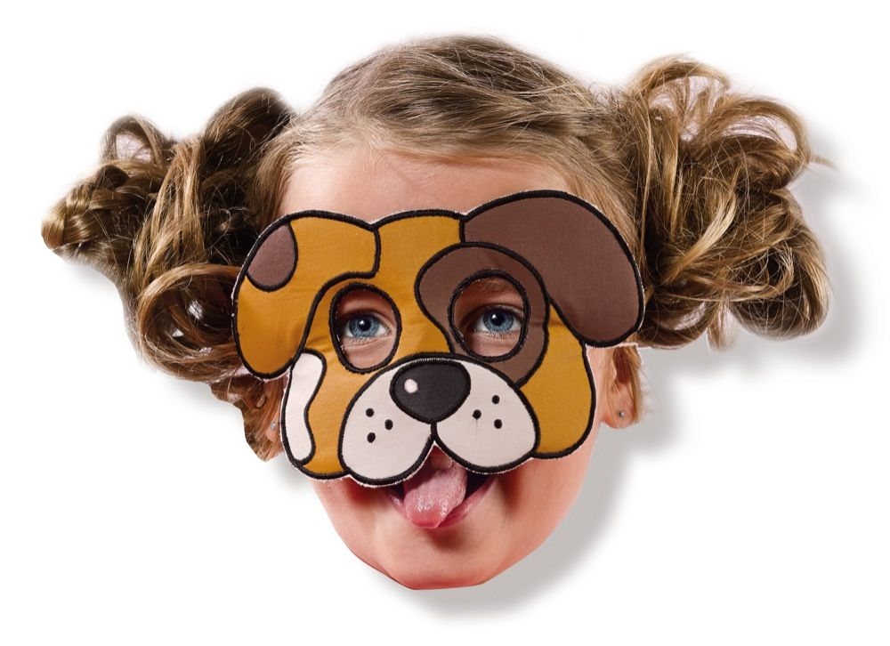 Clowny Display Mask Dog #Clowny #Dog #hond #masker #verkleden