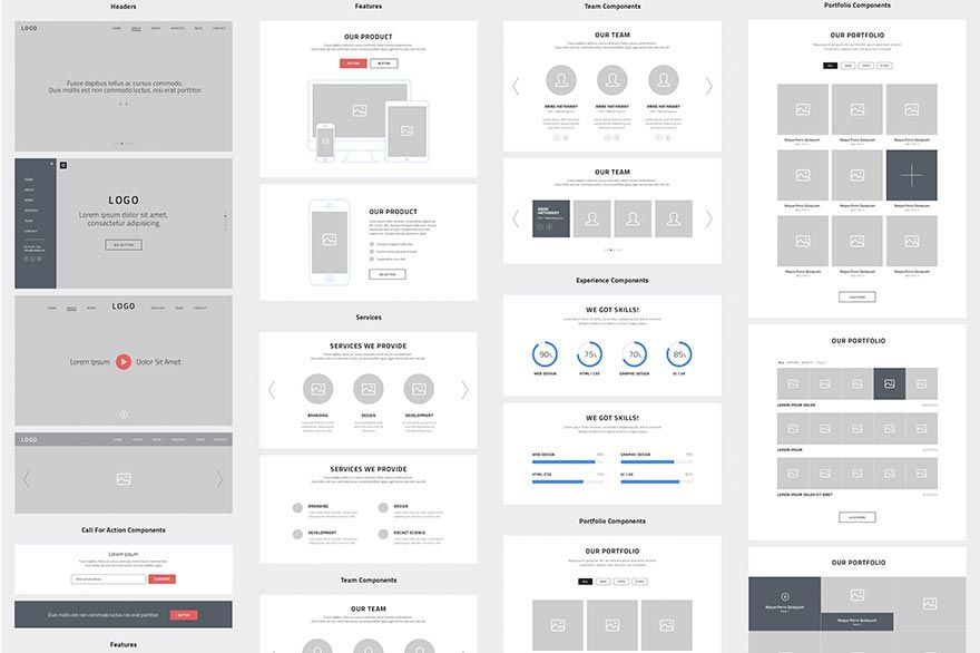 17 Best images about 1 page website examples on Pinterest ...