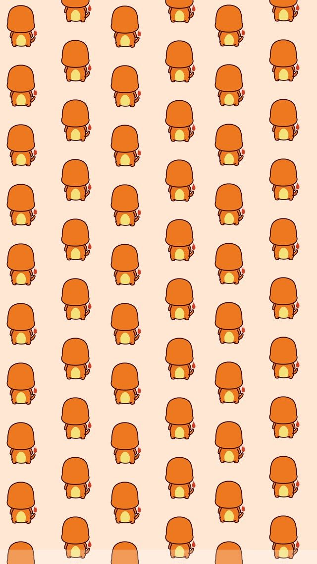 Iphone 5 Wallpaper Pokemon Charmander Without Moustache Iphone