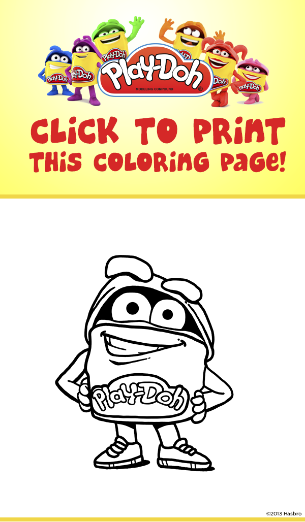 Play Doh Coloring Board Boy Birthday Parties Play Doh Party Play Doh