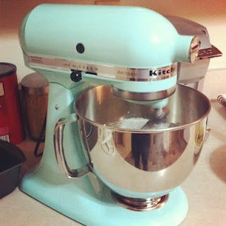 Turquoise Kitchen Aid Mixer Love Love Love It S My Favorite