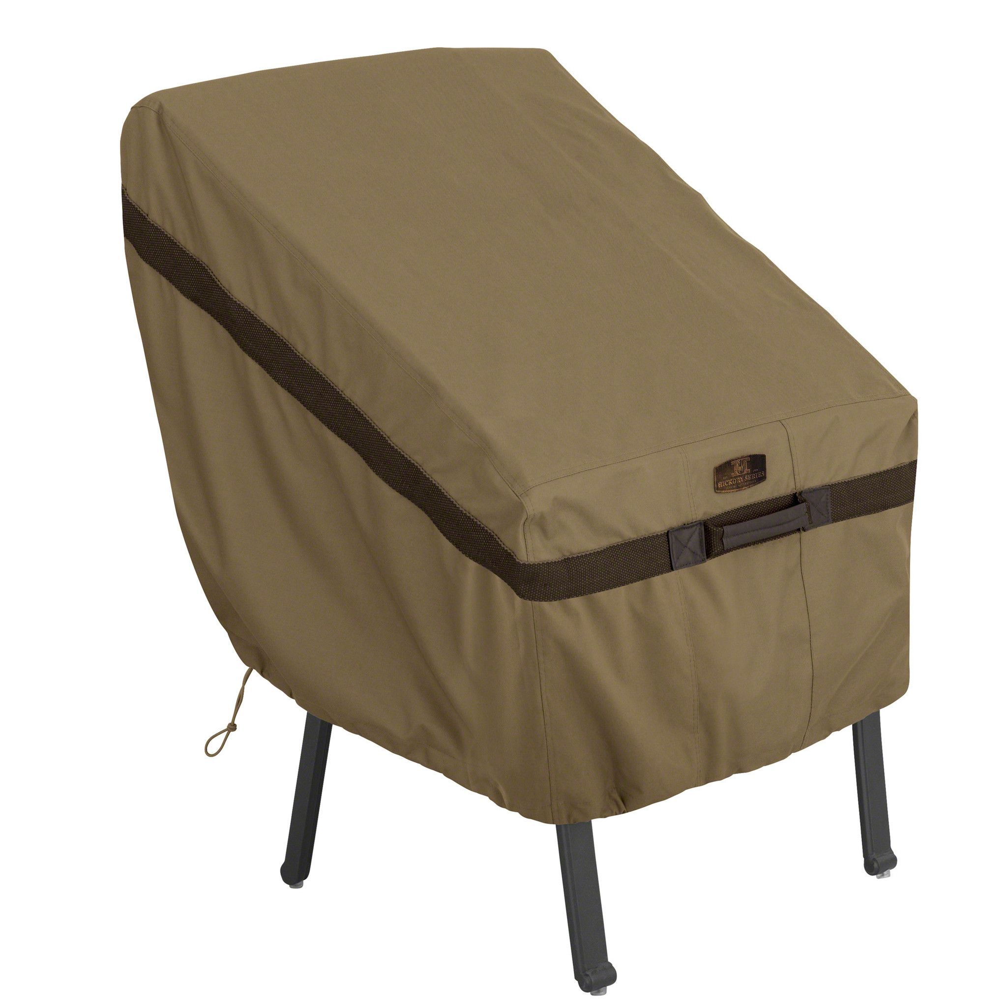 Hickory Heavy Duty Standard Patio Chair Cover Patio