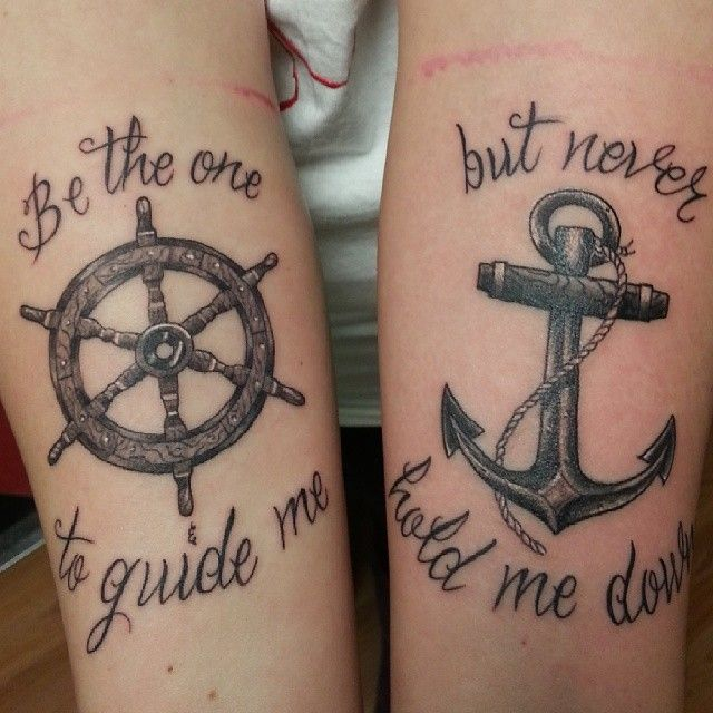 100 Brother Sister Tattoo Ideas: Brother-Sister Tattoos - In It Together