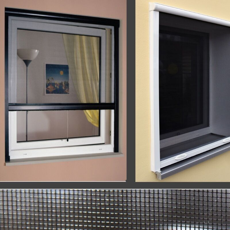 Solarmatic Insektenschutzrollo Universal Fur Senkrecht Fenster U Turen Auf Mass Must Have Insektensch Fenster Und Turen Dachfenster Fenster Insektenschutz