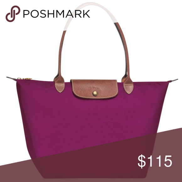 Longchamp Le Pliage Large Tote I know this is a picture from the website,  but 64a3998e16