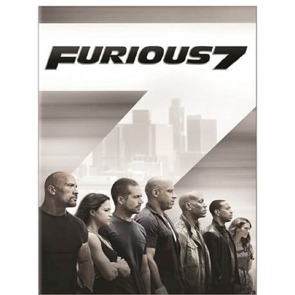 Furious 7 (DVD) Furious 7 movie, Fast and furious, Full