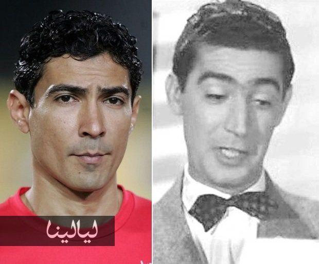 صور مشاهير يشبهون بعضهم بشكل لا يصدق دون أية قرابة شاهدوا عبر الرابط http://bit.ly/1PaWt8E