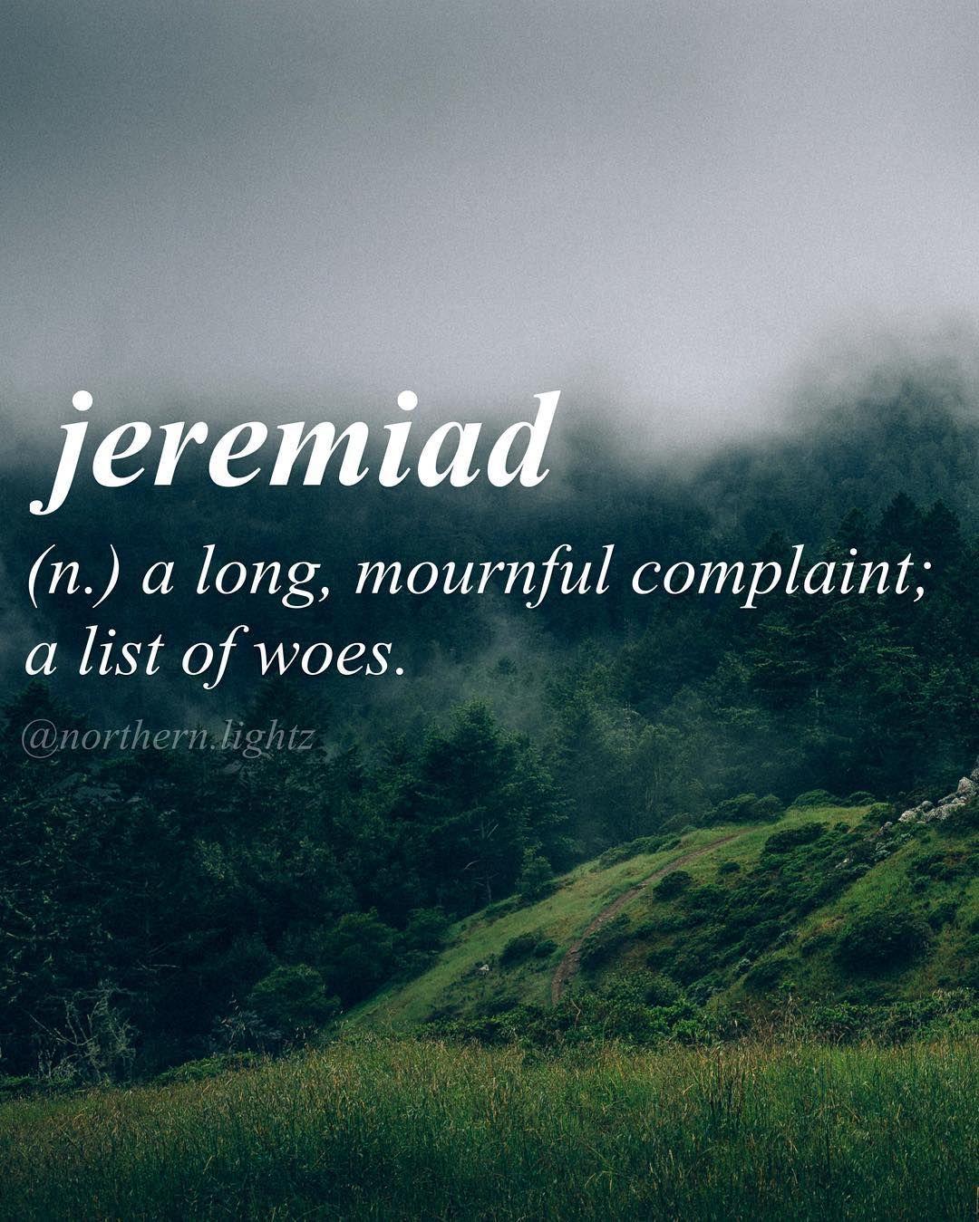 Complaint Words French Origin Jeruhmahyuh D  Verbalize ♥  Pinterest .
