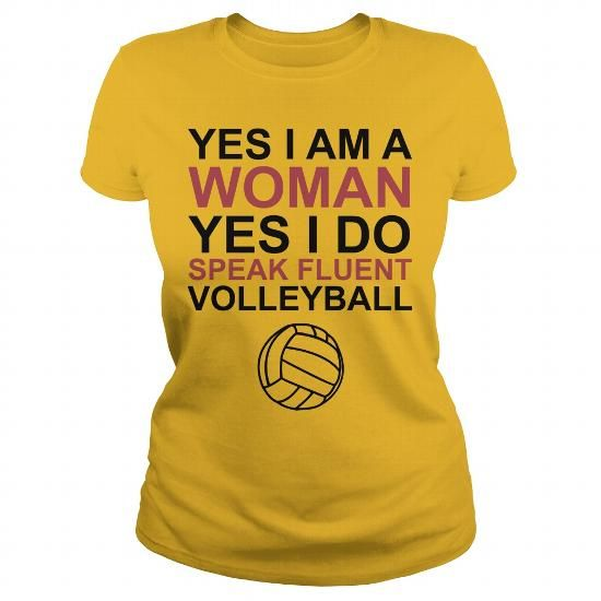 VOLLEYBALL Tee Shirts And Hoodies For Men / Women. Tags: Volleyball T Shirts  Funny