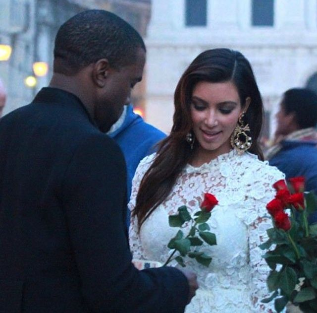 This Weekend Kim Kardashian Will Marry Kanye West At The Most Important Wedding Ceremony Since Henry VIII And Anne Boleyns Nuptials In Who Received