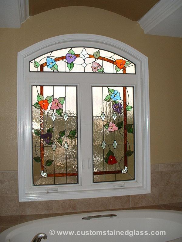 Bathroom windows stained glassideasPinterestWindow glass