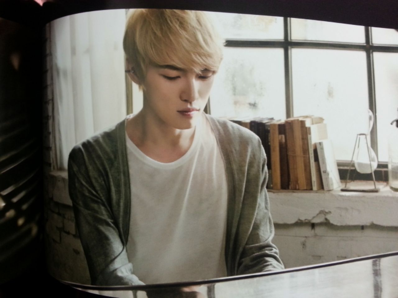 "Kim Jaejoong's ""WWW: Erase Make-up"" (Repackaged Album)"
