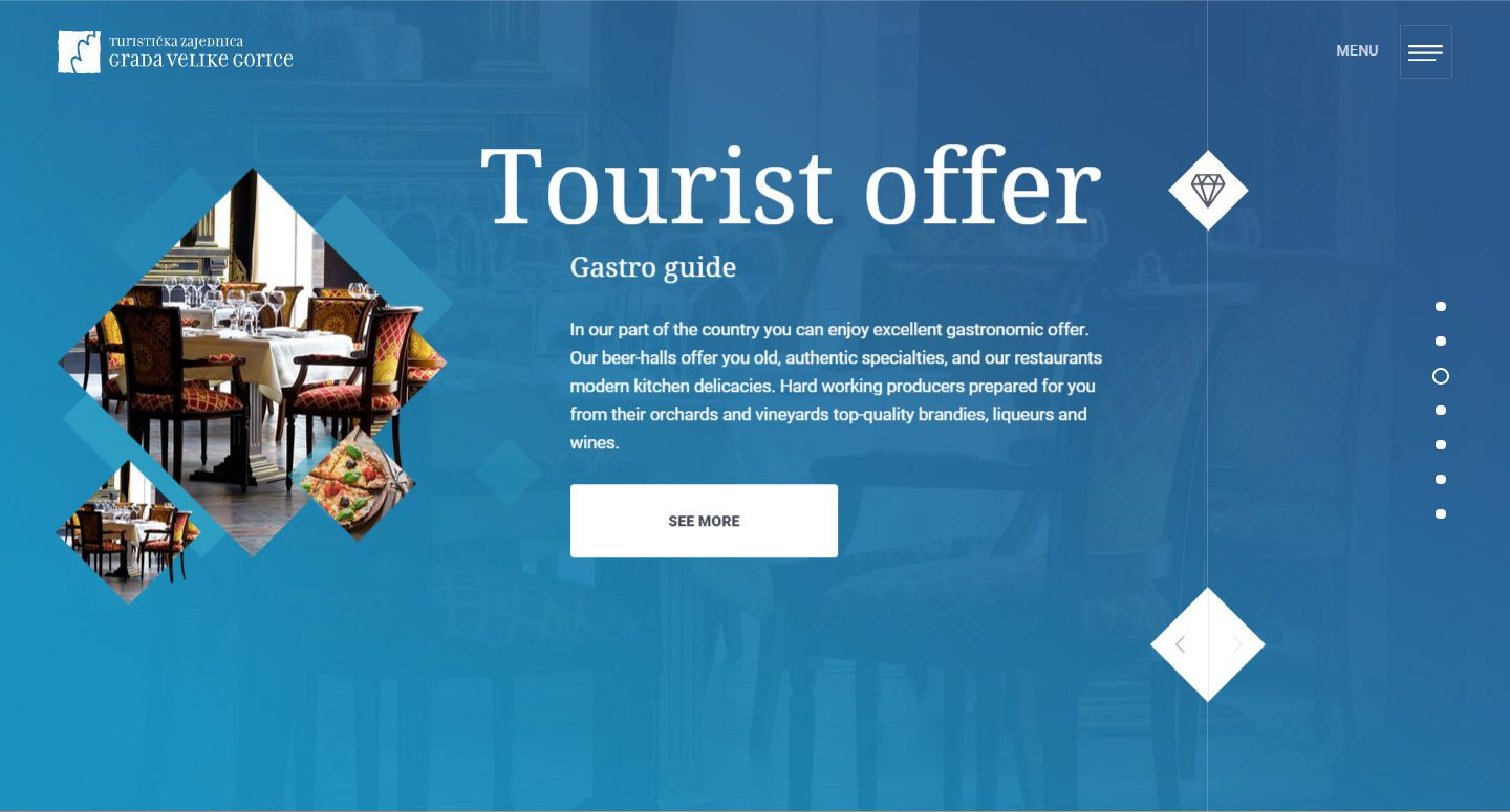 Velika Gorica Tourist Board | CSS Web Gallery - CSSNectar.com ...