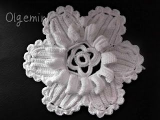 Irish crochet element #crochetelements