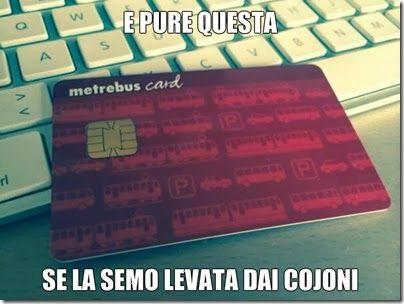 Metrebus Card