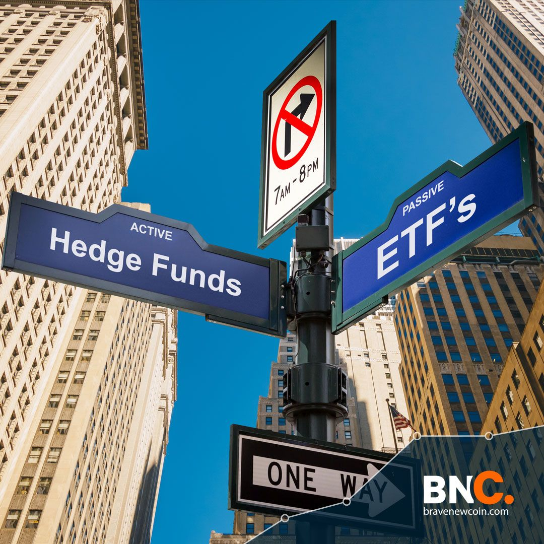 As ICOs falter, crypto hedge funds approach 5 billion in