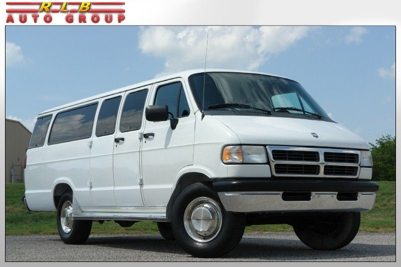 16++ Dodge ram passenger van ideas