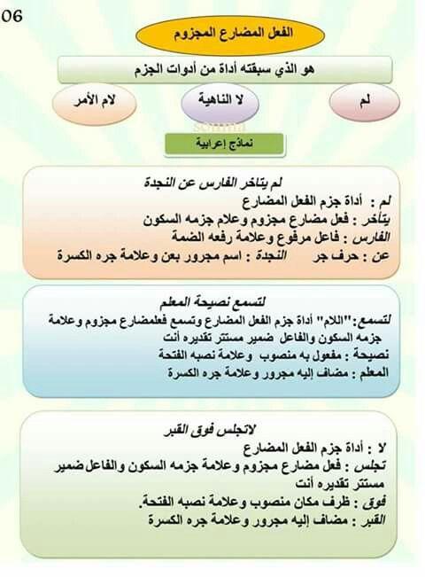 Pin By Fatima Medjbeur On قواعد اللغة العربية Learn Arabic Language Learn Arabic Online Learning Arabic For Beginners