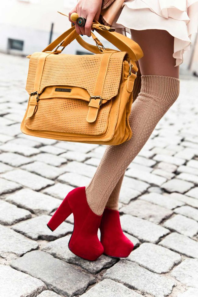 bag and shoes!!