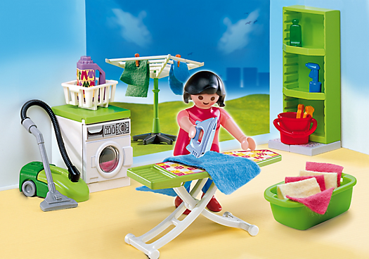 Laundry Room - PM Canada PLAYMOBIL® Canada | For my daughter ...