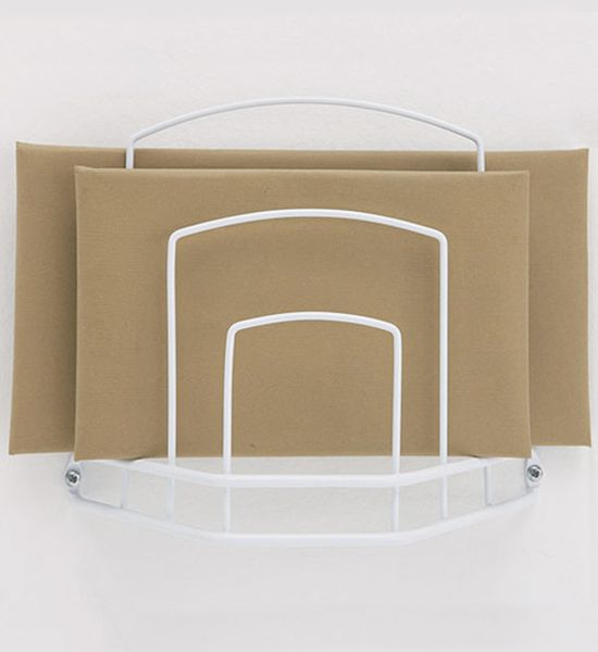 This Paper Bag Holder Makes It Easy To Organize A Variety Of Paper Bags In  Your
