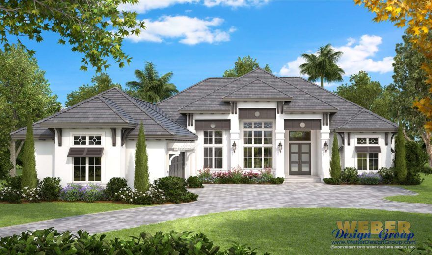 st. lucia house plan - weber design group | home | pinterest | saint