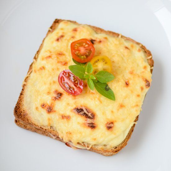 In the mood for a French Croque Monsieur? You will need some Béchamel Sauce! Here is a step by step how to do it.