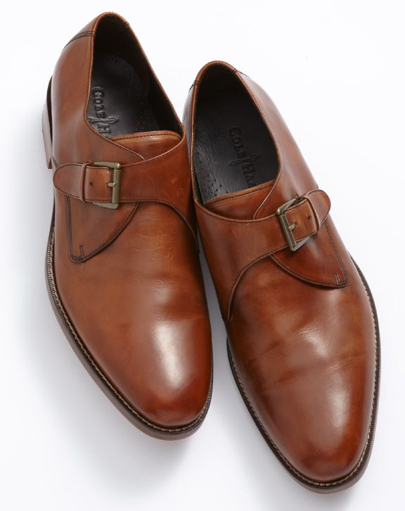 GQ Selects: Cole Haan's Versatile Monk Strap
