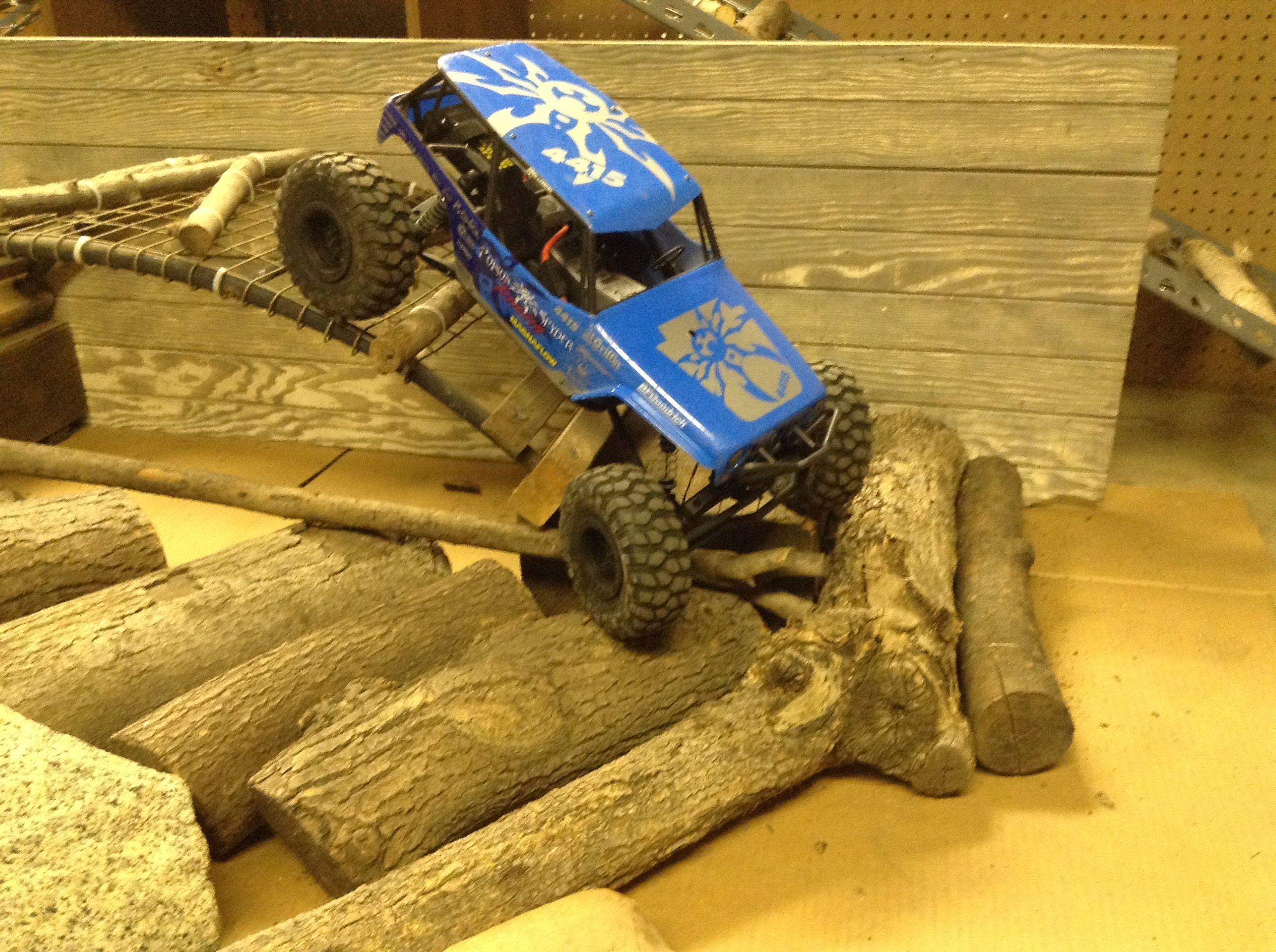 Indoor Rc Car Racing