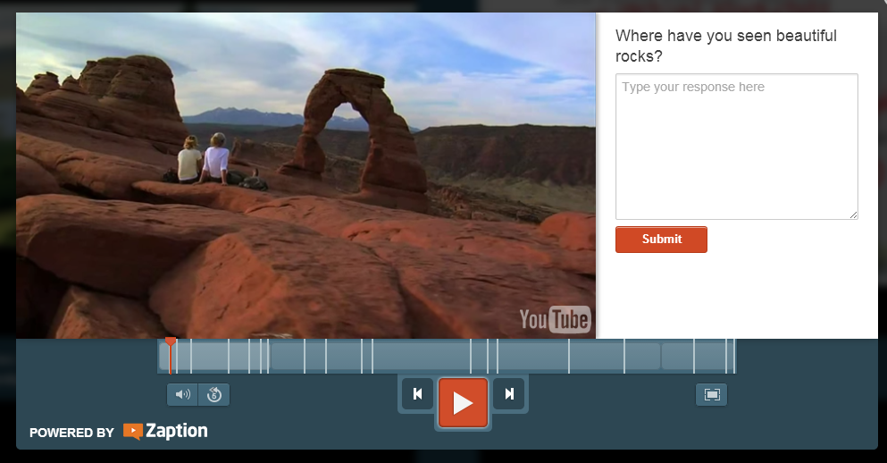 Free Technology for Teachers: Zaption - Video Based Quizzes and More
